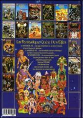 Verso de ElfQuest - La Fantastique quête des elfes -16- Les revenants