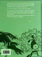 Verso de Corto Maltese (Couleur Format Normal) -7b- Mû - La Cité perdue