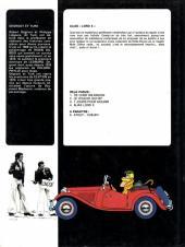 Verso de Clifton -4'- Alias lord X