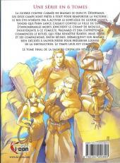 Verso de Les chroniques de Lodoss -6- La légende du chevalier héroïque 6