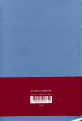 Verso de Journal (Neaud) -3a- Journal (3) Décembre 1993 - Août 1995