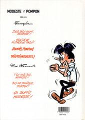 Verso de Modeste et Pompon (Intégrale Himalaya) -7R7- Ca suffit, Modeste !