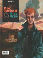 Verso de Doc Jackall & Miss Hype -1- Recto