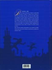 Verso de Les quatre de Baker Street -2- Le dossier Raboukine