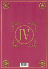 Verso de Jules Verne - Voyages extraordinaires -7- La maison à vapeur - Partie 1/3 - Mémoire de sang