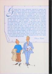 Verso de Tintin - Pastiches, parodies & pirates -TT- Les Elfes de Moulinsart