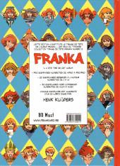 Verso de Franka (BD Must) -15TT02- Les Yeux du timonier