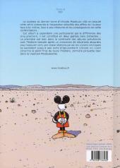 Verso de Inside Moebius -6- Tome 6