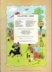 Verso de Tintin (Historique) -6B28- L'oreille cassée