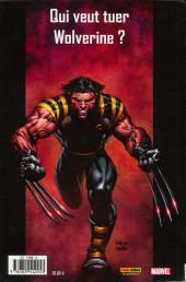 Verso de Ultimate X-Men (Marvel Deluxe) -4- Les nouveaux mutants