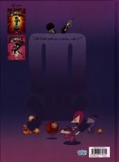 Verso de Ange le terrrible -3- Jamais tranquille !