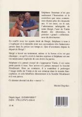 Verso de (AUT) Hergé -53- L'escalade