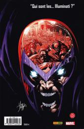 Verso de New Avengers (The) -3- Révolution