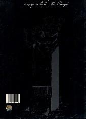 Verso de Voyages en tête étrangère -1- L'énergumène