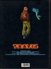 Verso de Travis -1- Huracan