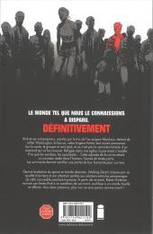 Verso de Walking Dead -11- Les Chasseurs