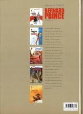 Verso de Bernard Prince -INT1- Intégrale 1