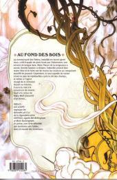 Verso de Fables -9- Les loups