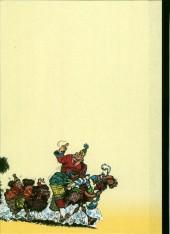 Verso de Foufi -6- La tournée des grands dupes