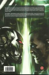 Verso de Iron Man (100% Marvel) - War Machine : Cœur de fer