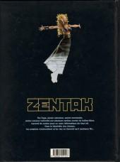 Verso de Zentak -1- La passe des Argonautes