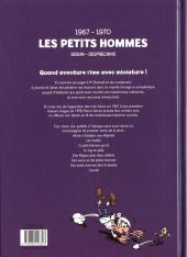 Verso de Les petits hommes -INT01- Intégrale 1967-1970