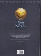 Verso de Nuit Safran -1- Albumen l'éthéré