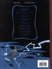 Verso de Tintin - Pastiches, parodies & pirates -34- L'affaire copyright