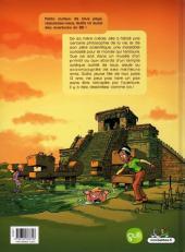 Verso de Gullia (Les aventures de) -1- Tome 1