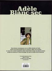 Verso de Adèle Blanc-Sec (Les Aventures Extraordinaires d') (France Loisirs) -INT1- Tomes 1,2 & 3