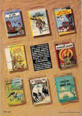 Verso de (DOC) Études et essais divers - Les vraies fausses éditions originales des premiers albums de BD des éditions Dargaud, Lombard, Casterman, Dupuis