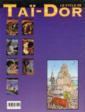 Verso de Taï-Dor -7- Le mage