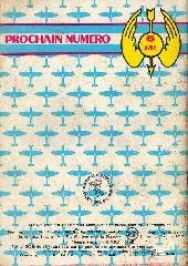 Verso de Battler Britton -135- Les oiseaux de guerre