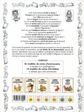 Verso de Le guide -6- Le guide de la quarantaine