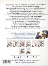 Verso de Le guide -8- Le guide de la télé