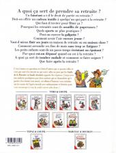 Verso de Le guide -9- Le guide de la retraite