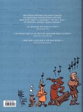 Verso de Histoire de la musique en 80 tomes -1- Tome 1