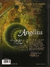 Verso de Secrets - L'Angélus -1- Tome 1/2