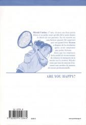 Verso de Happy! (Urasawa) -1- Are you happy?