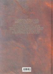 Verso de Les prophéties Elween -2- Le réveil du Tyran