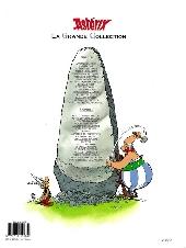Verso de Astérix (La grande collection) -7- Le combat des chefs