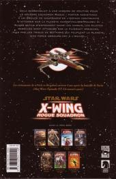 Verso de Star Wars - X-Wing Rogue Squadron (Delcourt) -7- Requiem pour un pilote