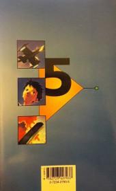Verso de Neon Genesis Evangelion -5- Le Tombeau