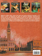 Verso de Les suites Vénitiennes -4- La nuit de Gorée