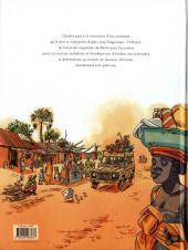 Verso de Bonne Arrivée à Cotonou