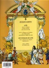 Verso de Loïs (Les voyages de) -2- Le Portugal