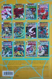 Verso de Spectacular Spider-Man (L'intégrale) -3- Spider-man : l'Intégrale 1979