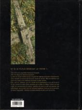 Verso de La zone -1- Sentinelles