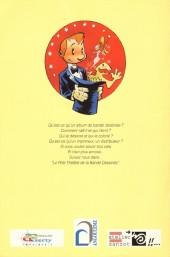 Verso de (DOC) Techniques de dessin et de création de BD - Le Petit Théâtre de la bande dessinée