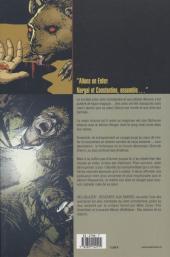 Verso de Hellblazer (100% Vertigo) -7- John Constantine, Hellblazer - Descente aux enfers
